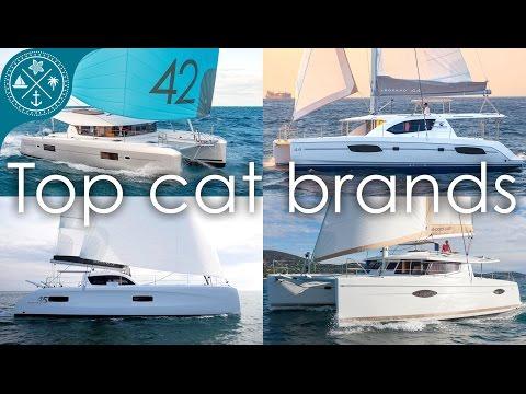 Top 12 catamaran brands a quick guide for beginners