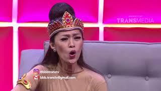 BUKAN BAKAT BIASA - Aksi Cheerleader Jagoannya Luna Maya (10/12/17) Part 1