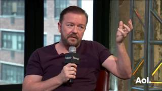 Ricky Gervais On