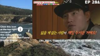Running Man Funny Lee Kwang Soo Being Stepped On Just To Eat Ramen
