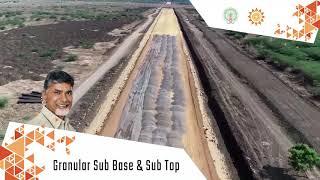 Amaravati road works on fast-track | APCM