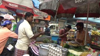 Unbelievable Price (2 Paratha with Curry 10 rs & Veg Noodles 24 rs) | incredible Kolkata Street Food