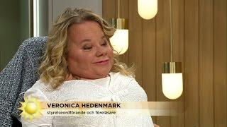 Veronica blev mamma mot alla odds - Nyhetsmorgon (TV4)