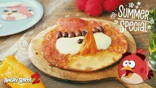 Angry Birds 2 | Cooking Red Pizza - Summer Special