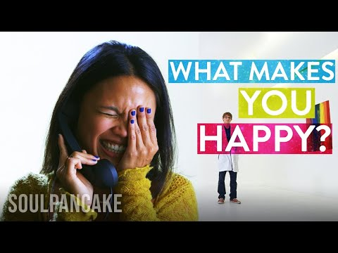 An Experiment in Gratitude The Science of Happiness