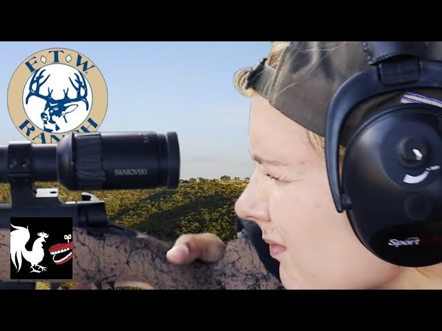 Burnie Vlog: Sniper School