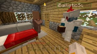 Minecraft Xbox - Quest To Kill The Ender Dragon - Timmy And His Mum - Part 16