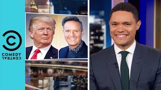 Has Trump Ever Used The N Word On Tape?   The Daily Show With Trevor Noah