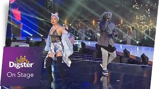Will.I.Am im Finale von Germanys Next Topmodel (Live)