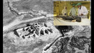 Swiss Scientists: Egyptian King Tut Died In Space Crash