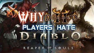 Why Diablo 2 Players Hate Diablo 3