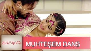 Zuhal Topal'la  20. Bölüm (HD) | Naz ile Baha'dan Unutulmaz Hint Dansı