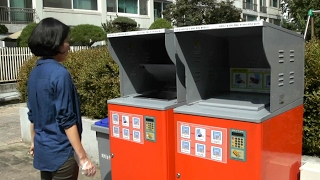 These policies helped South Korea's capital decrease food waste