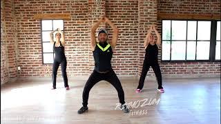 Learning zumba dance آموزش رقص زومبا
