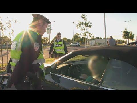 LA CRS 7 LA POLICE AUTOROUTE D ILE DE FRANCE