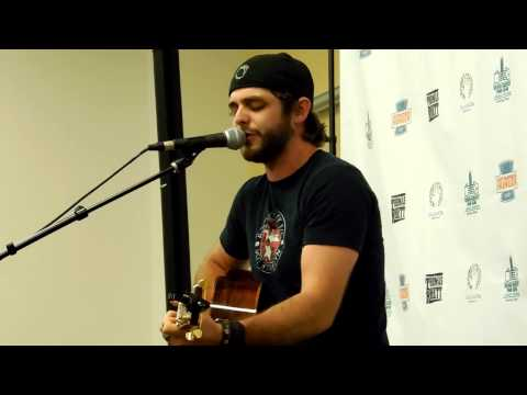 Download Thomas Rhett - Fan Club Party 2013 - Star of the Show