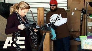 Storage Wars: Jarrod and Brandi's Ghostbuster Gun (Season 5, Episode 3) | A&E