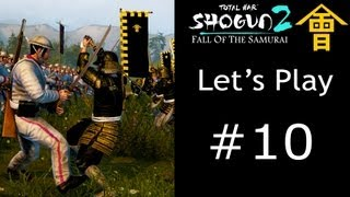 Let's Play: Shogun 2: FOTS - Aizu Campaign (Legendary) - Part 10: