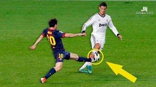 Ronaldo vs Messi Top 10 El Clasico Skills & Goals