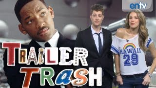 MEN IN BLACK 3: Will Smith Goes Back In Time With Josh Brolin and More, Trailer Trash!: ENTV