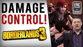 Borderlands 3 Leaked As Epic Timed Exclusive, Fans Are Angry & Randy Pitchford Blames 2K Games