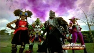 Power Rangers Ninja Storm - Prelude to a Storm - Lothor's Victory