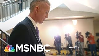Trey Gowdy Is 34th Republican Lawmaker Not Seeking Re-Election | The 11th Hour | MSNBC
