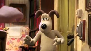 Wallace & Gromit, La Maldicion de las Verduras - Tráiler