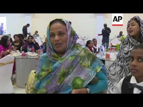Sudan embraces Syrian traditions and culture