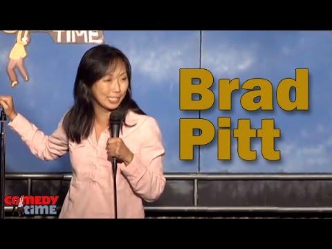 Being Spanked By Brad Pitt