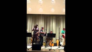 PCCC Band - What You Won't Do For Love