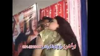 jahangir khan vs keran khan hot dance in Live Pashto Show 2014