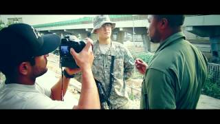 XZIBIT | NAPALM | BEHIND THE SCENES IN IRAQ