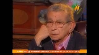 """لقاء """"إنجي علي"""" مع المخرج """"يوسف شاهين"""" الجزء الـ 5"""