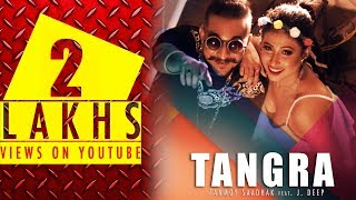 TANGRA (Full Video) | TANMOY SAADHAK ft. J DEEP | Latest Bengali RAP Song 2017