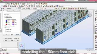 Modelling a house in Autodesk Robot