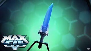 Interactive Steel With Turbo Sword | Max Steel
