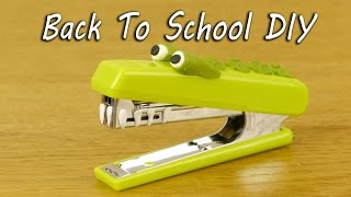 Back To School DIY with Sugru