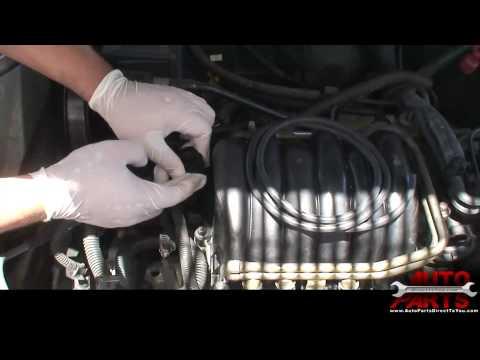 1995 Buick Lesabre Intake Manifold Part 7 Finishing Up