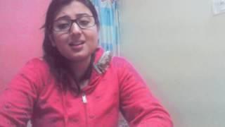 NAINA | DANGAL | COVER BY ISHANI |ORIGINALLY BY ARIJIT SINGH |
