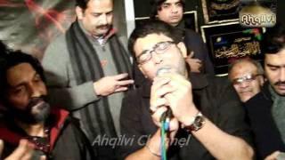 Live Mir Hassan Mir 2012 - ( Kohram Mach Gaya ) At Aza Khana Bakhtiari House Part -12
