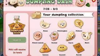 Dumpling Dash 2016 Fantage music