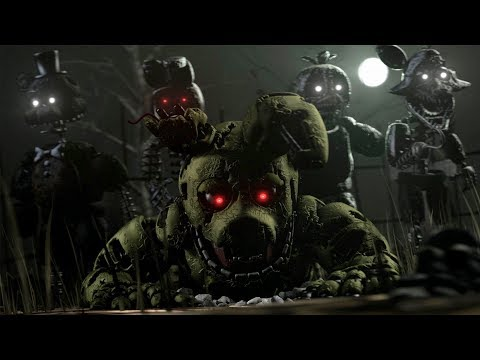 Xxx Mp4 FNAF SFM SONG 5 Five Nights At Freddy 39 S Animation Songs 3gp Sex