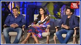 300 करोड़ का 'टाइगर'; मेरा समय अच्छा चल रहा है, आगे भी चलता रहे   Salman Khan Exclusive