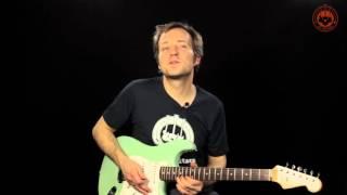 Comment faire un solo de guitare blues avec seulement 4 notes - Cours de Guitare Blues