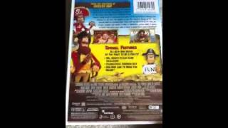the pirates band of misfits dvd