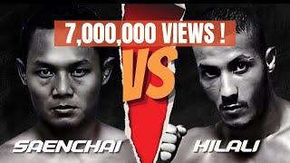 Saenchai vs Azize Hlali (Muay Thai) - Phoenix 2