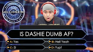 AM I SMART ENOUGH TO WIN THE MILLION DOLLARS!? [WHO WANTS TO BE A MILLIONAIRE]