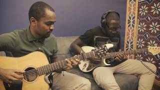 Jamhuri Jam Sessions V01E04: ACOUSLYK/FANCYFINGERS - Unconditional Bae (Guitar COVER)