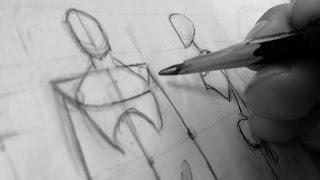 Como Iniciar Un Dibujo (Depende de tu nivel)